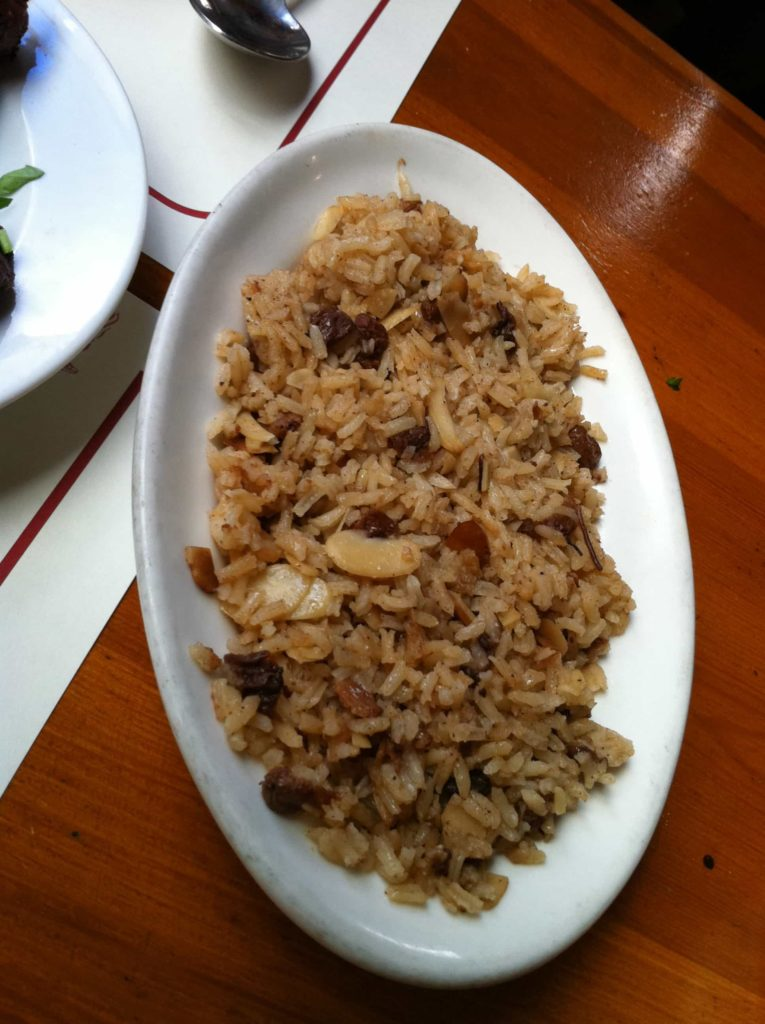 Mixed rice