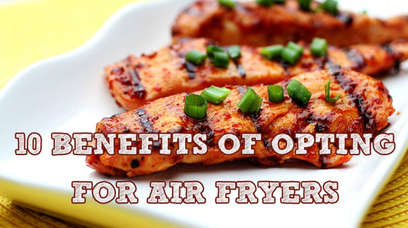 benefits-of-air-fryer