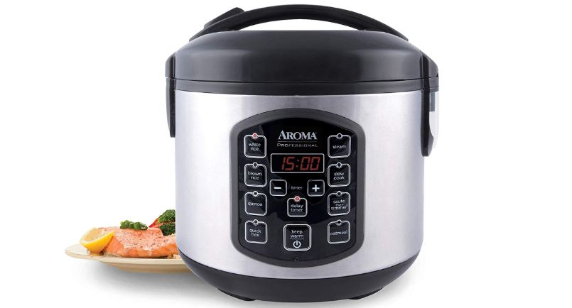Aroma Professional Plus Rice Cooker