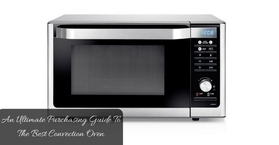 5 Best Convection Oven for Baking
